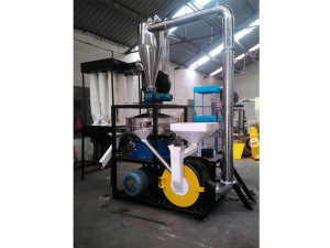 Cutter plastic mill